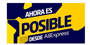 TGL envíos aliexpress banner