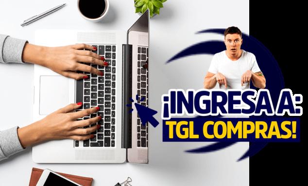 TGL envíos ingresa banner